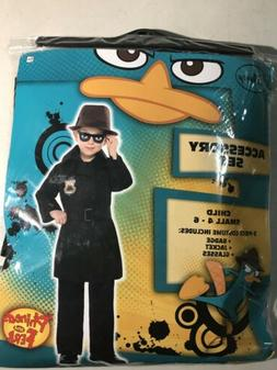 Disney Phineas and Ferb 'Agent P' Children's Detective Cos