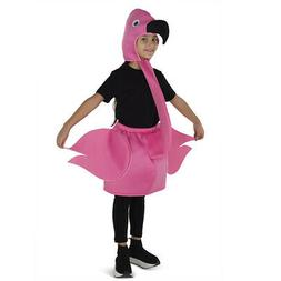 Dress Up America Pink Flamingo Costume for Kids