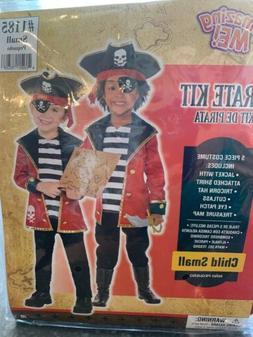 Pirate Halloween Costume Child Small Amscan 848299