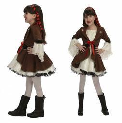 Just Pretend Kids Pirate Princess Costume, Medium