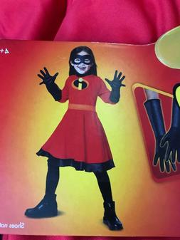 Disney Pixar Incredibles 2 Violet Child Costume - SMALL - AG