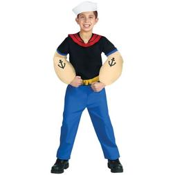 Popeye Costume - Small