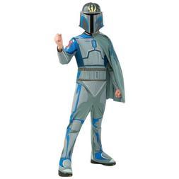 Pre Vizsla Costume Kids Star Wars Mandalorian Halloween Fanc