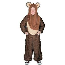Star Wars Premium Wicket Jumpsuit Child Costume Large