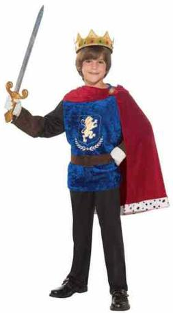 Prince Charming Cinderella Medieval Royal Fancy Dress Hallow