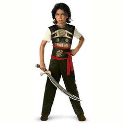 Prince of Persia Dastan Child Boys Costume Size 4-6 NEW