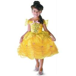 "Disney Princess ""BELLE"" Girl/Child Dress Costume Beauty and"
