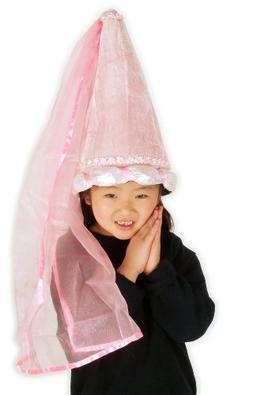 Kids Princess Pink Hat
