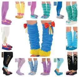 Disney Princess Tights Leg Warmers Halloween Costume Dress U