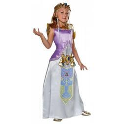 Princess Zelda Costume Kids Legend of Zelda Halloween Fancy