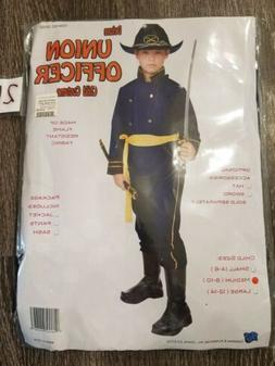 Q Child RG Costumes Civil War Military Union Officer Hallowe