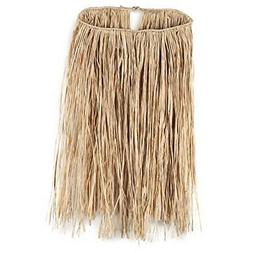 Beistle 50431-N Child Raffia Hula Skirt for Party, 22 by 20-