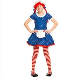 Rag Doll by Enchanted Costumes #C48110 Child costume for pla