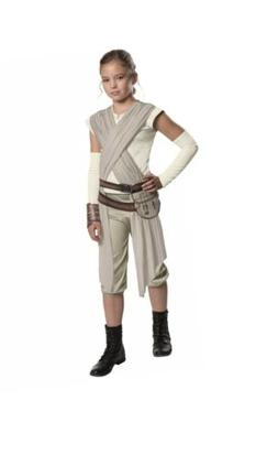 Star Wars Ray The Force Awakens Child's Costume Cosplay Smal