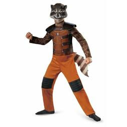 Rocket Raccoon Costume Kids Guardians of The Galaxy Hallowee