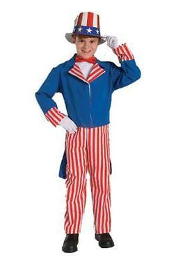 Rubie's Costume Co Uncle Sam Kids Costume
