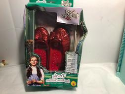 Rubie's Costume Co Wizard of Oz Deluxe  Dorothy Sequin Shoes