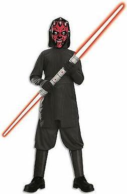Rubie's Costume Company Star Wars Darth Maul Evil Sith Warri