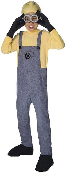 Rubie's Despicable Me 3 Child's Deluxe Minion Dave Costume,