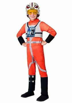 Rubie's Girls Star Wars Classic X-Wing Fighter Pilot Costume