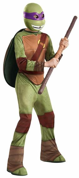 Rubie's Kids Teenage Mutant Ninja Turtles Donatello Costume,