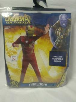 Marvel Avengers Infinity War Iron Man Child Costume Medium 8