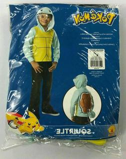 Rubie's Pokemon Squirtle Halloween Child Costume NEW Medium