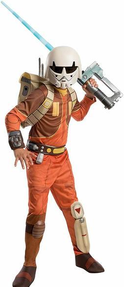 Rubie's Star Wars Ezra Bridger Kids Costume, Large
