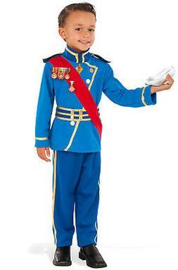 Rubies Costume 630964-L Child's Royal Prince Costume, Large,