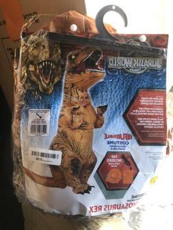 Rubie's Jurassic World T-Rex Inflatable Costume, Child's