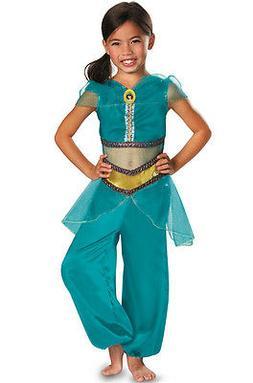 Disney's Aladdin - Jasmine Child Costume