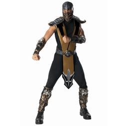 Mortal Kombat Scorpion Men's Adult Costume | Rubies 880286