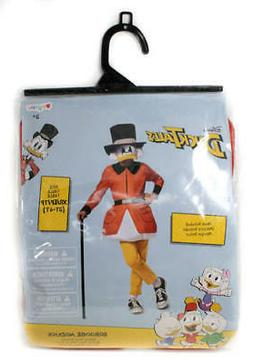 Disguise Scrooge Mcduck Classic Child Costume, Red, X-Small/