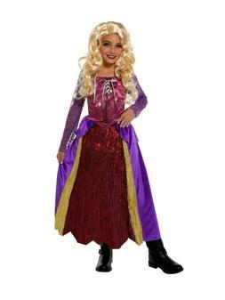 Silly Salem Sister Child Costume - Sarah Sanderson - Hocus P