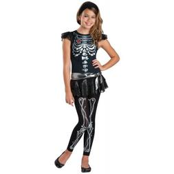 Skeleton Costume Kids Halloween Fancy Dress
