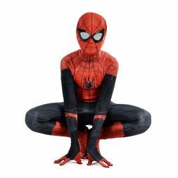 Spider-Man Far From Home Cosplay Costume Spandex Lycra Zenta