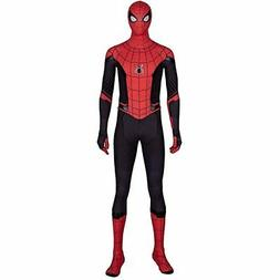 Spider-Man Far From Home Cosplay Costume Kids Boys Spiderman