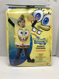 spongebob squarepants halloween costume children 3 4t
