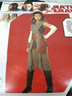 Star Wars Child Rey Deluxe Halloween Dress Up Costume Girl K