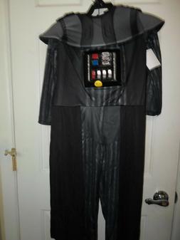 Star Wars Darth Vader Light Up Costume for Kids Sz 4-6 Sz 8-