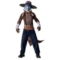 Star Wars Deluxe Cad Bane KidsCostume Child New Sizes Small