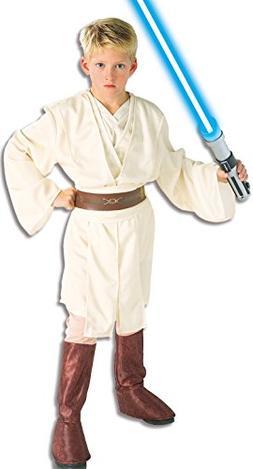 Star Wars Child's Deluxe Obi-Wan Kenobi Costume, Small