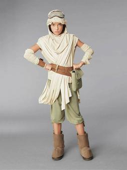 Star Wars REY Child Kids Ulimate Costume Chasing Fireflies S