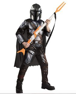 Star Wars The Mandalorian Child Size Large Costume Rubie's