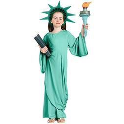 Rubie's Statue of Liberty Child Costume Medium