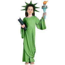 Statue of Liberty Child Costume by Rubies