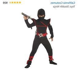 Stealth Ninja Child Halloween Costume