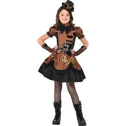 Steampunk'D Steampunk Girls Child Costume | Amscan