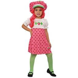 Strawberry Shortcake Costume Toddler and Kids Halloween Fanc