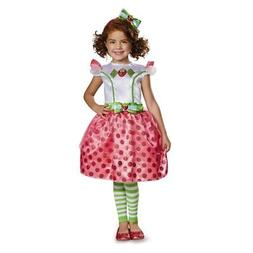 Strawberry Shortcake Deluxe Child Costume, 99850, Disguise
